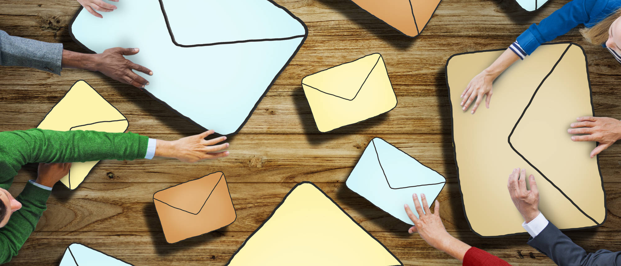 law firm email management